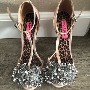 Betsey Johnson Heels